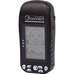 JJ-Connect GPS MapView 400 GPS навигатор JJ-Connect инфо 1320b.